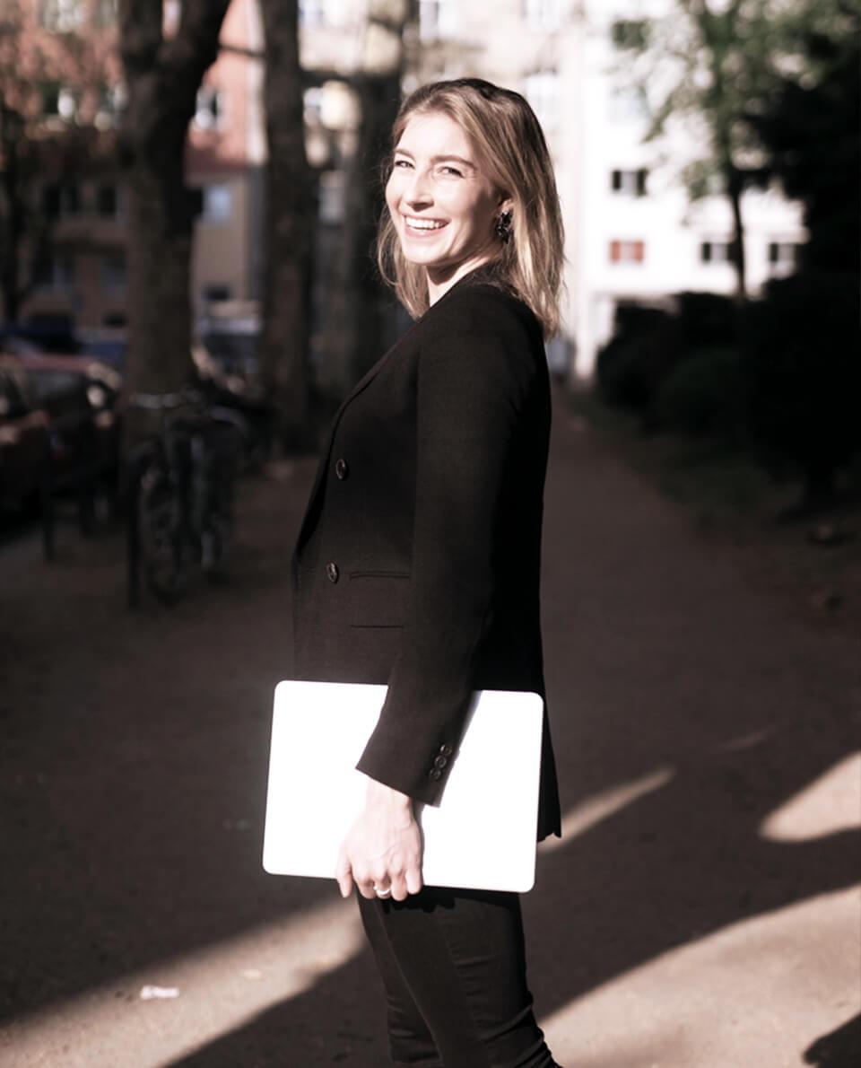 Catrin Schreiner Kommunikationsexpertin